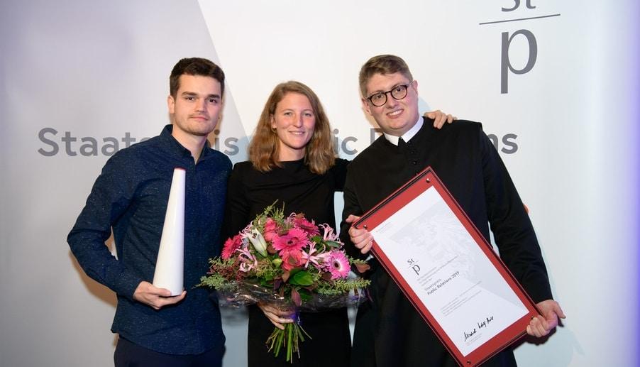 markus peter staatspreis pr